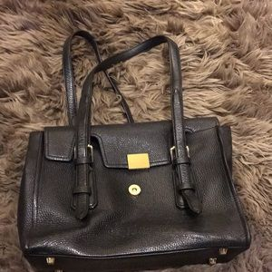 BCBGMAXAZRIA Black Handbag